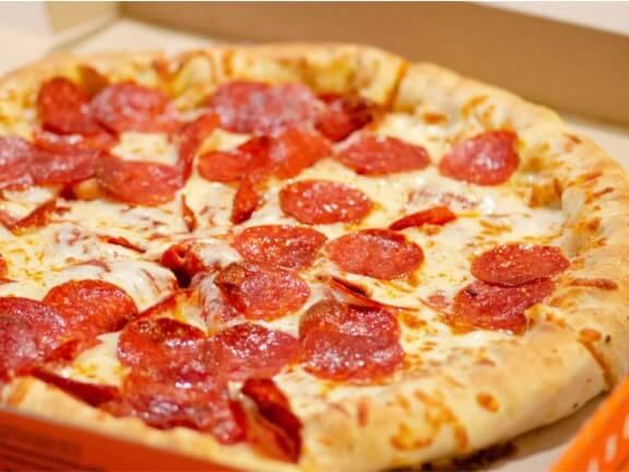 hornos de produción de pan y pizzas industriales