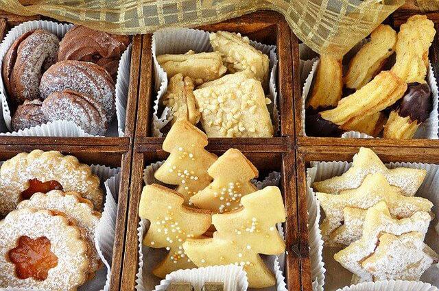 elaboración de galletas industriales