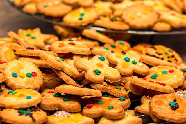 maquinaria galletas